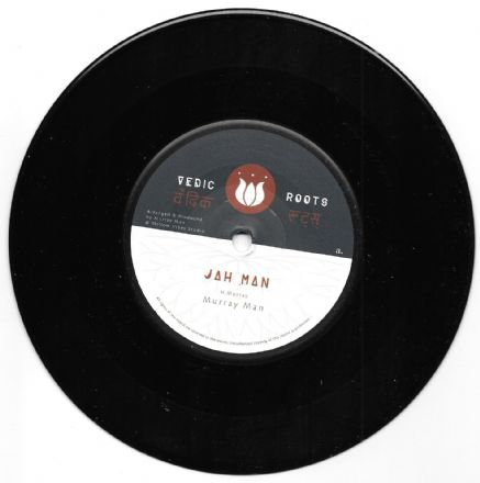 Murray Man - Jah Man / version (Vedic Roots) 7""